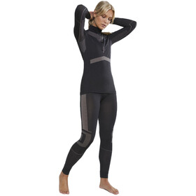 Craft Active Intensity Pantalones Mujer, asphalt/touch